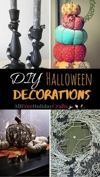 17 Halloween Decoration Ideas