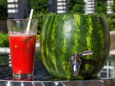 Watermelon Keg Recipe