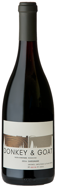Donkey and Goat Grenache Noir 2015