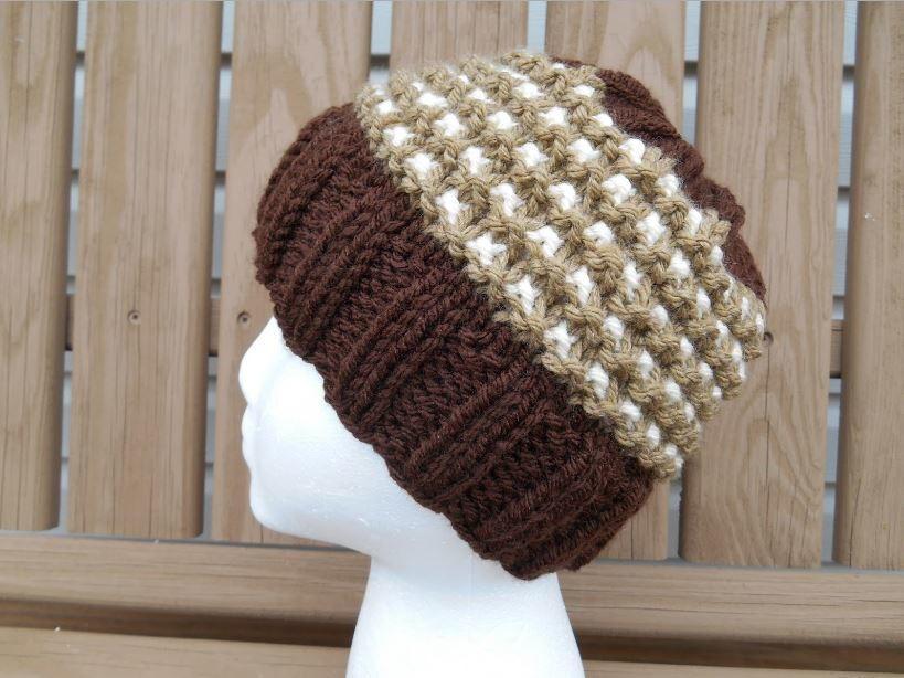 Colorwork Hat Knitting Pattern | AllFreeKnitting.com