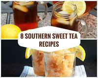8 Southern Sweet Tea Recipes