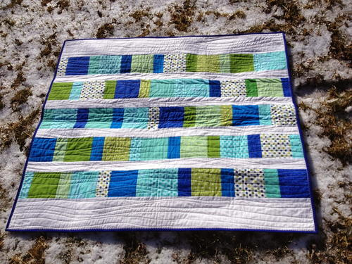 Finger Lakes Quilt Tutorial