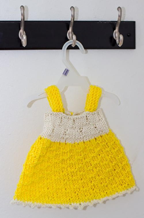 Sunshine Baby Dress