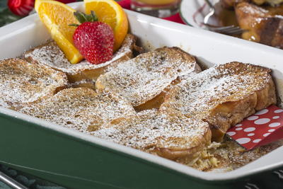 Jolly French Toast Bake