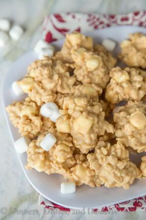 Easy No Bake Christmas Tree Cookies | TheBestDessertRecipes.com