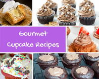 22 Gourmet Cupcake Recipes: Delicious Cupcake Recipes for Any Occasion
