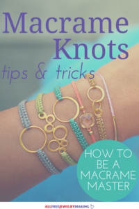 How to Macrame: 5 Must-Know Knots