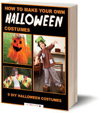 How to Make Your Own Halloween Costumes eBook