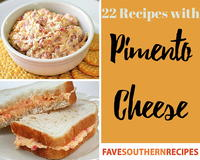 22 Recipes with Pimento Cheese