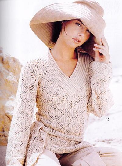 Summer Sweater Patterns