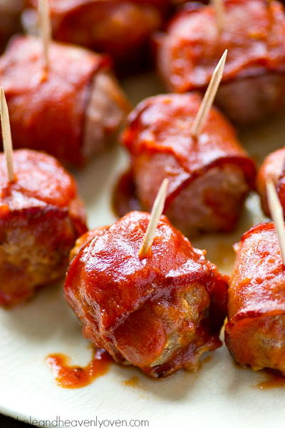 Slow Cooker BBQ Turkey Meatballs