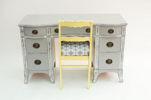 Repainting Furniture Upcycle Tutorial