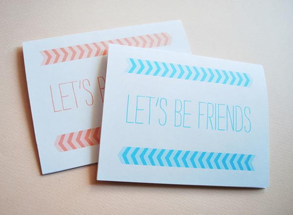 Adorable Friendship Card
