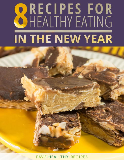 8 Recipes For Eating Healthy In The New Year