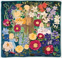 Ann Winterling and the Art of Rug Hooking