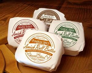 Minerva Amish Roll Butter