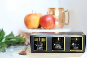 Wedderspoon Gourmet Honey Gift Set