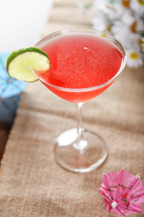 Raspberry Daiquiri