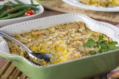 Golden Corn Pudding