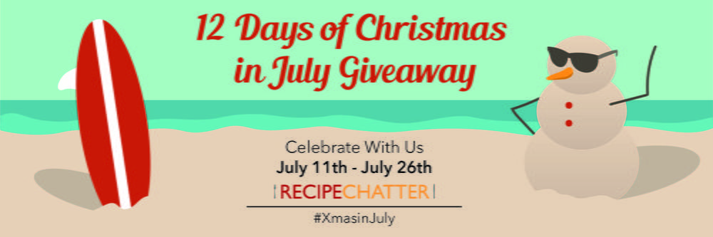 12 Days of Christmas in July Contest