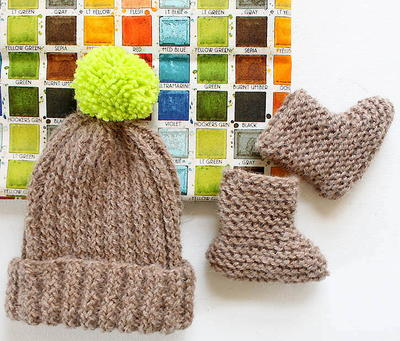 6a8e0ae01 75+ Free Baby Knitting Patterns