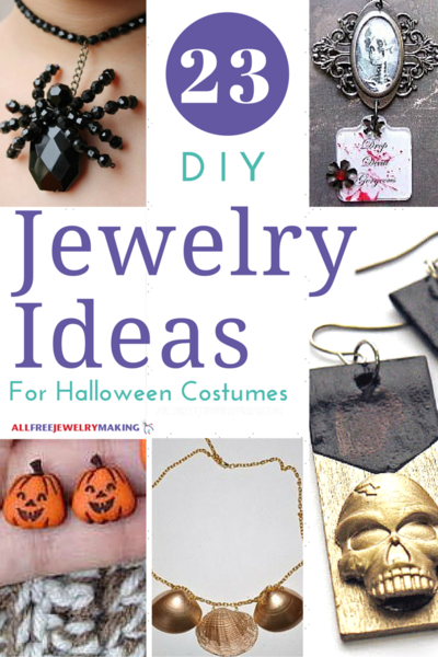 23 Jewelry Ideas for DIY Halloween Costumes