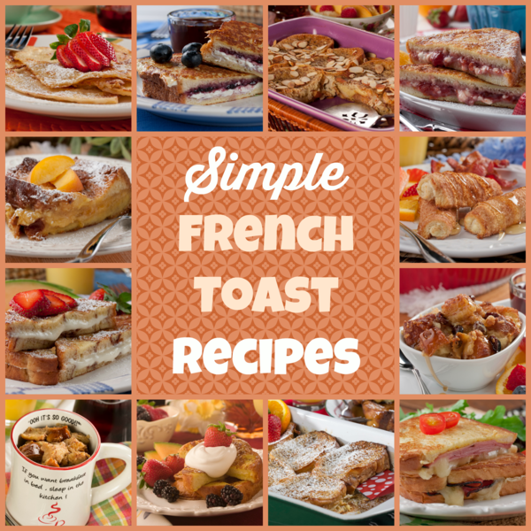 Simple French Toast Recipes