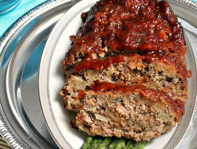 Savory Slow Cooker Meatloaf