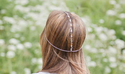 Chain Festival DIY Hair Accessory