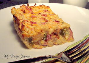 Cracker Barrel Hashbrown Casserole Copycat
