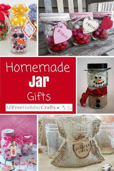 12 Homemade Jar Gifts