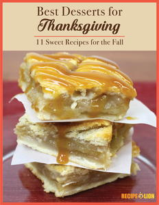 """The Best Desserts for Thanksgiving: 11 Sweet Recipes for the Fall"" Free eCookbook"