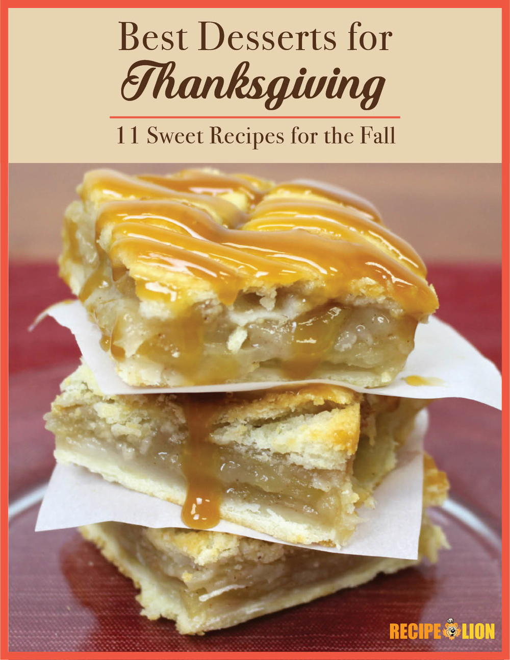 Quot The Best Desserts For Thanksgiving 11 Sweet Recipes For The Fall Quot Free Ecookbook Recipelion Com