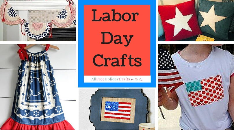 18 american crafts for labor day