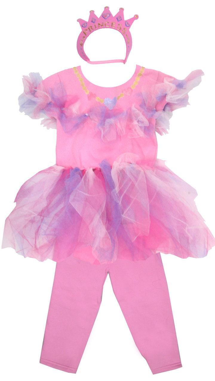 Homemade Princess Halloween Costume Favecrafts Com