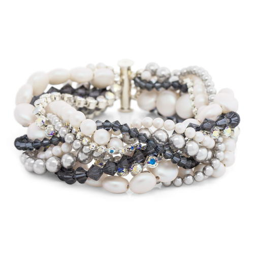 Out on the Town Pearl Bracelet