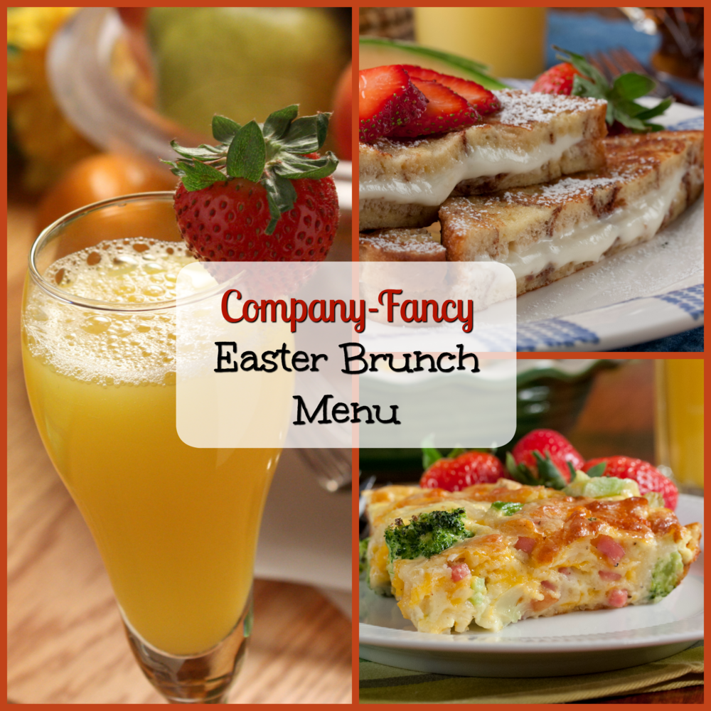 Company fancy easter brunch menu for Prime fish brunch