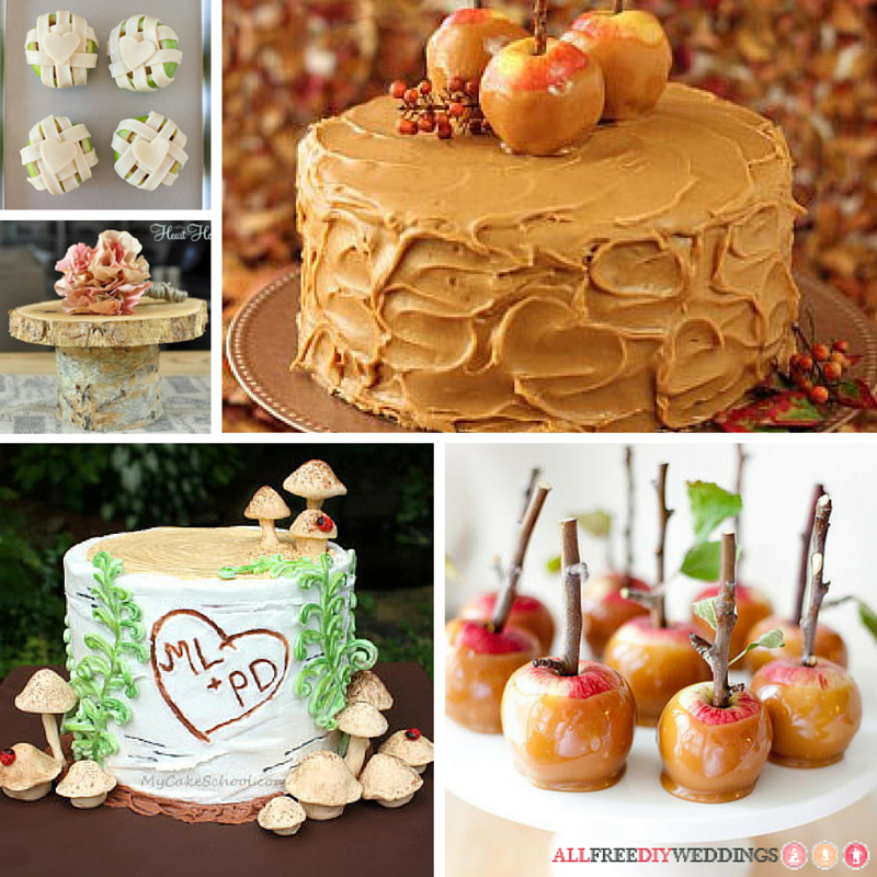 Fall Wedding Dessert Table: 26 Wedding Dessert Ideas For Fall