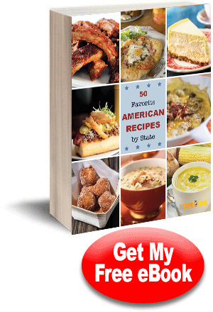 50 Favorite American Recipes by State
