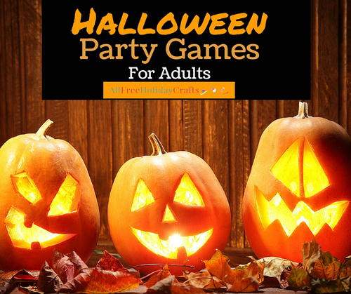 8 Halloween Party Games for Adults