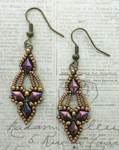 Arabella DIY Earrings