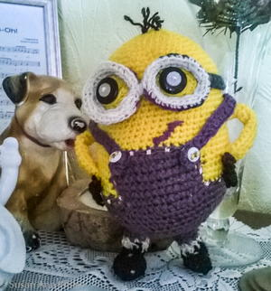 Minion-Inspired Crochet Pattern