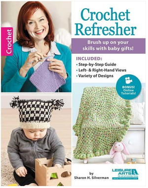 Crochet Refresher Book Review