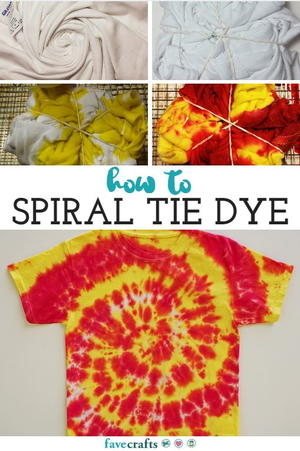 4667ec82e0f1 How to Spiral Tie Dye