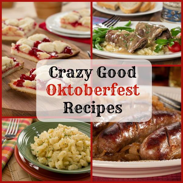 Oktoberfest recipes easy