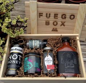 Fuego Box Hot Sauce Subscription Box