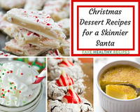 23 Christmas Dessert Recipes for a Skinnier Santa