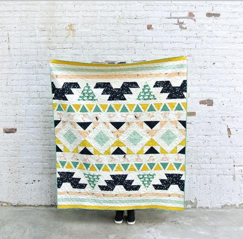 Weekend Warrior Quilt Pattern