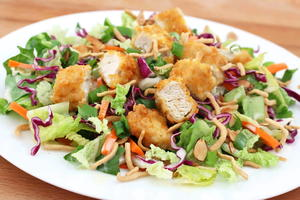 Copycat Applebee's Asian Chicken Salad