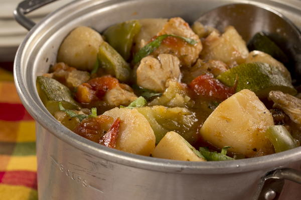 EDR Chicken  Veggie Stew
